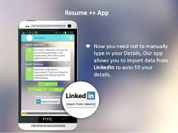 Resume App Free Fascinating Free Resume App Juvecenitdelacabreraco
