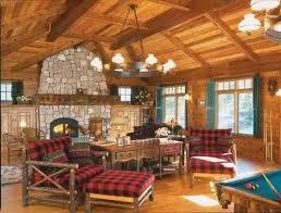 lodge style living room furniture design. Rooms Interior Design Ideas Rholoxircom Living Cabin Style Room New Log Lodge Furniture