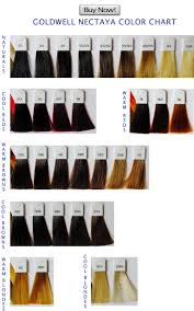 Goldwell Reshade Color Chart Goldwell Colorance Demi Color Instructions