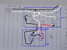 Installing Bathroom Fan New Bathroom Fan Wire Diagram Wiring Schematic Diagram