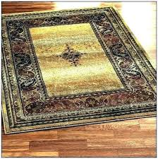 machine washable area rugs rubber backed target ar