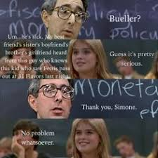 Ferris Bueller Quotes Delectable It's So Peaceful Ferris Bueller's Day Off 48 Movie Quotes