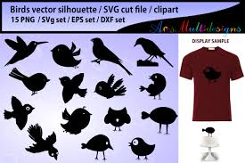 cute bird silhouette vector. Perfect Vector Birds Svg Silhouette  Bird SVG Cute Vector Hand Drawn  Doodle For Cute Bird Silhouette Vector T