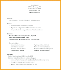 Student Teaching Resume Classy Student Teaching Resume Template Mysticskingdom