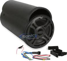 bazooka bta10250d 10 class d amplified subwoofer bass tube bazooka bta10250d