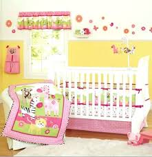 girl safari crib bedding safari baby bedding sets good looking pink baby bedding sets 6 vintage