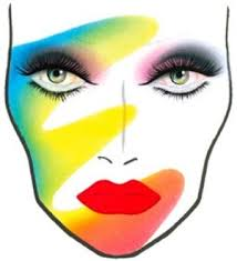 Mac Cosmetics Halloween Face Charts Pure Bliss Bridal Beauty House The Following Face Charts