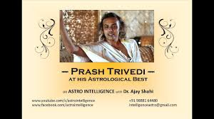 Prash Trivedi At His Astrological Best