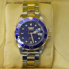 invicta men 039 s 8928 pro diver collection two tone stainless invicta men s 8928 pro diver collection two tone ese automatic movement stainless steel watch