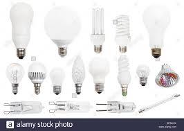 Cfl Tube Light Set Set Of Incandescent Compact Fluorescent Halogen Led Light