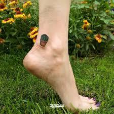 щиколотка татуировки в кемерово Rustattooru