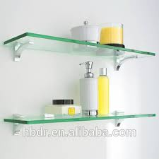 Corner Glass Shelves And Brackets