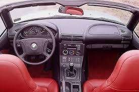 bmw z3 1996. 1996 BMW Z3 Interior Bmw Z3