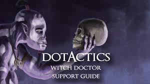 dota 2 witch doctor guide youtube