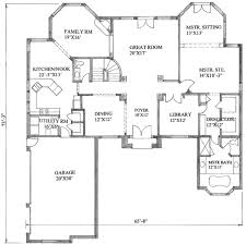 cool inspiration how big is 3800 square foot house plans 9 4000 4500 ranch floor planfoothome
