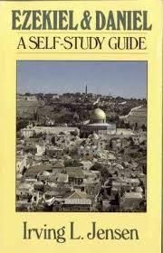 Jensen Bible Study Charts Ezekiel And Daniel Irving L Jensen 9780802444585
