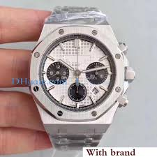 Wholesale Designer Watches Designer Watch Quartz Vk Chronograph Movement Watches Stainless Steel Sapphire Glass Male Fashion Business 42mm Wristwatch Wholesale Watches Online