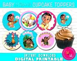 Cupcake Topper Template Smbsoftwareco