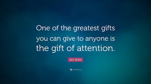Jim Rohn Quote One Of The Greatest Gifts You Can Give To Anyone Is