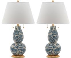 Set Of Two Table Lamps The Well Appointed House Luxuries For The Home The Well