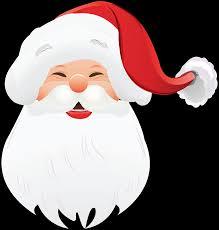 vintage santa claus face clipart. Interesting Clipart Transparent Santa Claus Face Clipart Throughout Vintage