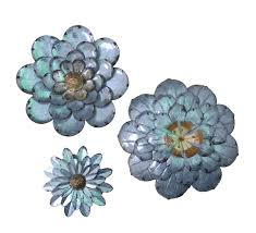 china galvanized metal flower wall hanging decor china galvanized metal flower galvanized metal wall art decor