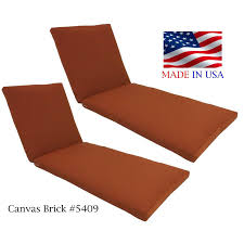 sunbrella chaise lounge cushion sunbrella chaise lounge replacement cushions