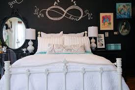 Interior, 35 Bedrooms That Revel In The Beauty Of Chalkboard Paint Top Wall  Bedroom Fantastic