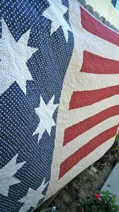 Best 25+ American flag quilt ideas on Pinterest | Flag quilt, Blue ... & *reminder to make one of these American Flag Quilt Adamdwight.com