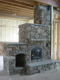 indoor stone fireplace. stone fireplace - natural fireplace. indoor fireplaces k