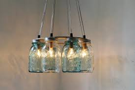 lighting mason jar lights home designs magnificent canning light fixture to make diy ball chandelier
