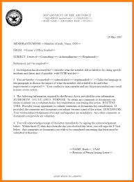 8 Air Force Letter Of Recommendation Assembly Resume