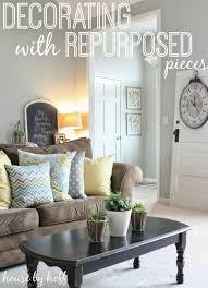 Repurposed Items Decorating With Repurposed Items Dansupport