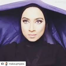 saman 39 s makeup hijab styles