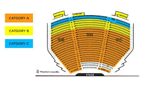 Mccallum Theater Seating Chart 51 Actual Seating Chart For Love Cirque Du Soleil