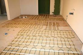 Heated Bathroom Floor Cost Cool Heated Tile Floor Photo Heated Tile Floor Repair Gsminingsite
