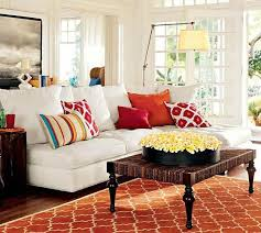 Decorating With Red Accents In Living Room Cozy Thanksgiving Decorating  Ideas Living Room Makeover In Fall