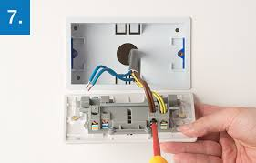 how to upgrade 2 gang socket bg electrical accessories whichever wiring configuration you unscrew each terminal screw to release the wires you should now be able to remove the socket and place it to one