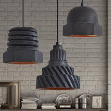 pendant lighting hardware. aged rust finished retro hardware shaped ceramic 3light multilight pendant lighting g
