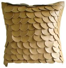 brown throw pillow fish scales brown pillow cases faux leather pillows cover scales throw pillows for brown throw pillow