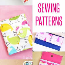 Free Wallet Patterns Adorable Free Wallet Patterns Wallet Sewing Tutorials Diy Wallets Kids
