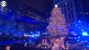 Cbs Christmas Tree Lighting Rockefeller Center Christmas Tree Lighting