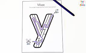 These free phonics worksheets may be used independently and without any obligation to make a purchase, though they work well with the excellent phonics dvd and phonics audio cd programs developed by rock 'n learn. Letter Y Worksheets For Preschool Kindergarten Fun With Mama