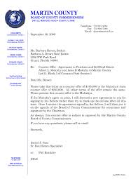 Salary Negotiation Counter Offer Letter Sample Letter