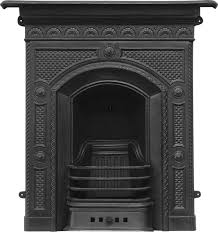 combination cast iron fireplaces are made traditionally by carron and available to view in our showroom