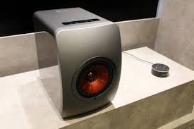 kef ls50. beauty in simplicity: first looks at the kef ls50 wireless kef ls50