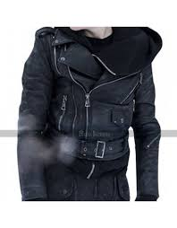 the girl in the spider s web lisbeth salander leather jacket