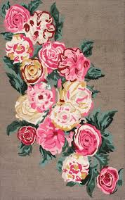 rug flower shaped rug lovely there is nothing like a beautiful fl rug like this