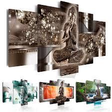 HD <b>Hot Sell</b> Fashion Wall Art Canvas Painting <b>5 Pieces</b> Diamond ...