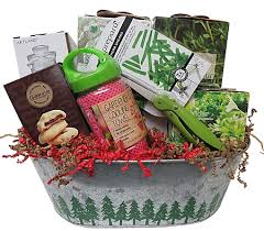 garden gift basket. The Secret Garden Gardeners Gift Basket
